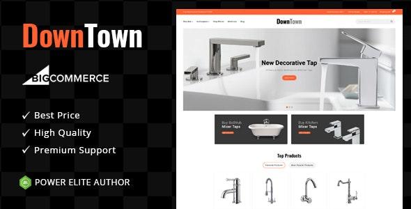 Down Town - Multipurpose Stencil BigCommerce Theme - BigCommerce eCommerce