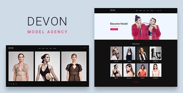 Devon - Model Agency Directory - Fashion Retail
