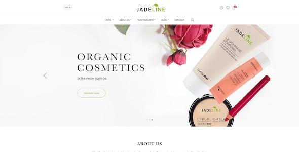 Jadeline - Responsive eCommerce PSD Template