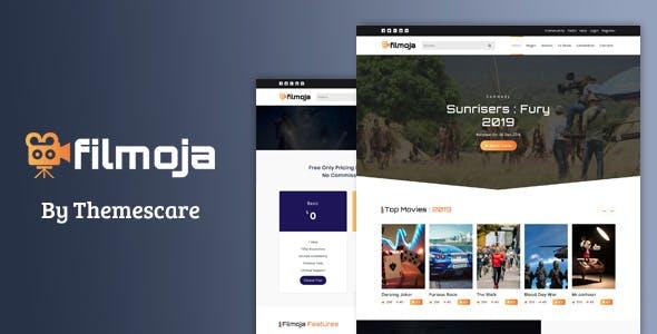 Filmoja - Movie/Film/TV Show HTML Template