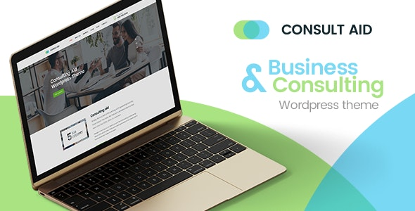 Consult Aid : Business Consulting And Finance WordPress Theme - Business Corporate