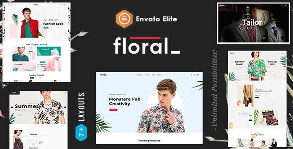 Floral - Opencart Multi-Purpose Responsive Theme - Fashion OpenCart