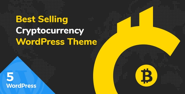 Cryptic - Cryptocurrency WordPress Theme - Technology WordPress
