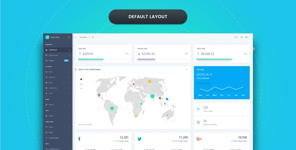 Datta Able Bootstrap Admin Template