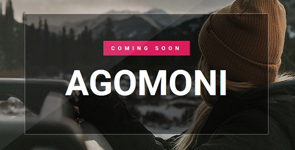 Agomoni || Under Construction / Coming Soon Template - Under Construction Specialty Pages