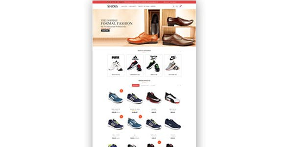 3store OpenCart 3.X Website Template(Watch,flower,shoes)