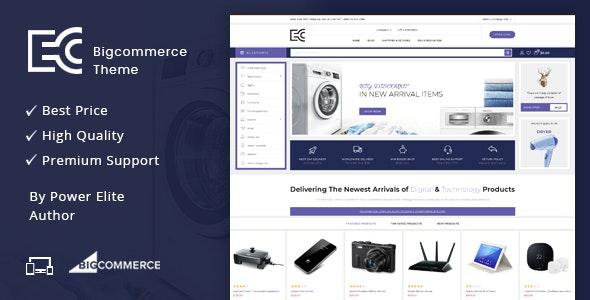 eCode - Multipurpose Stencil BigCommerce Theme - BigCommerce eCommerce