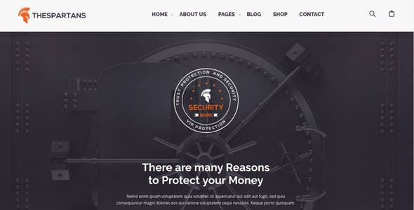 TheSpartans – Security Guards Theme
