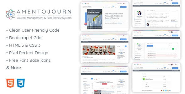 Download Amentojourn - Journal Management and Peer Review System