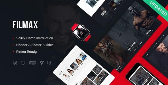 Filmax | Cinema & Movie News Magazine WordPress Theme - News / Editorial Blog / Magazine