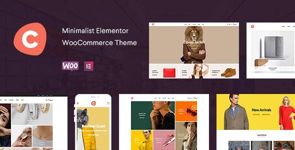 Ciao - Minimalist Elementor WooCommerce Theme - WooCommerce eCommerce