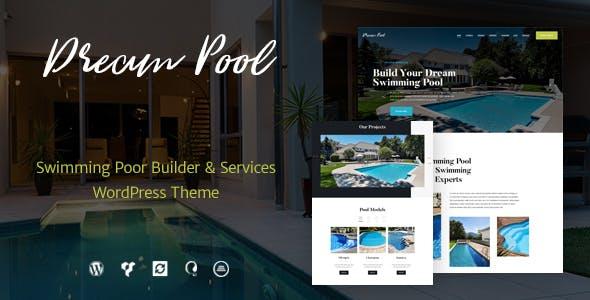 Bassein | Swimming Pool Cleaning & Maintenance Service WordPress Theme