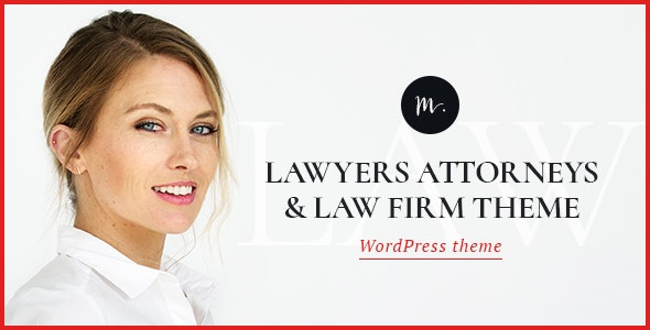 M.Williamson | Lawyer & Legal Adviser WordPress Theme - Business Corporate