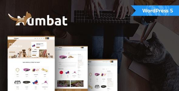 Numbat - Pet Shop WooCommerce WordPress Theme - WooCommerce eCommerce