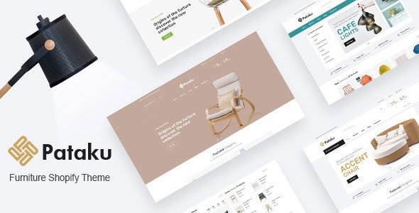 Pataku - Furniture Shopify Theme - Shopping Shopify