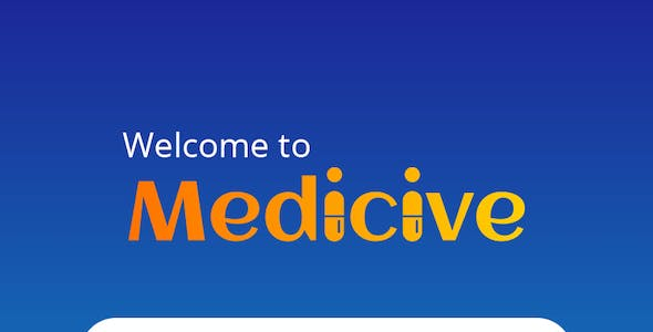 Medicive Mobile UI Kit with XD files