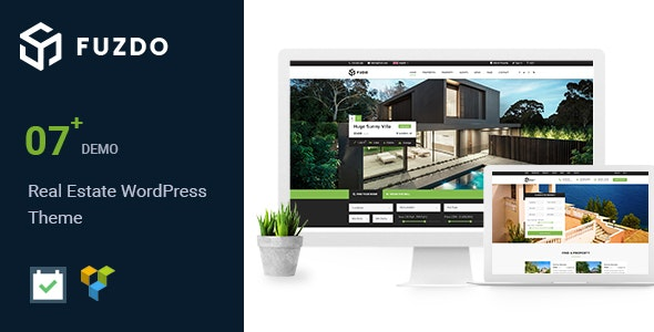 Fuzdo - Real Estate WordPress Theme - Real Estate WordPress