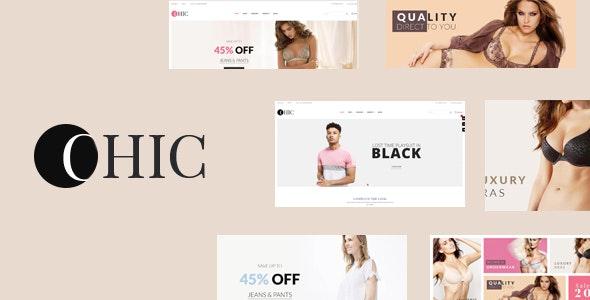 Leo Chic - Women Fashion And Lingerie Store Prestashop Theme - Fashion PrestaShop