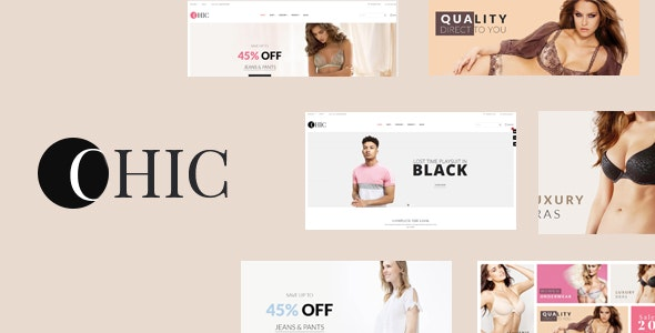 Leo Chic - Women Fashion And Lingerie Store - Fashion PrestaShop
