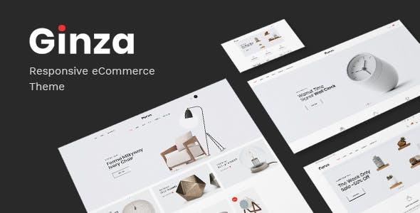 Ginza - Furniture Theme for WooCommerce WordPress
