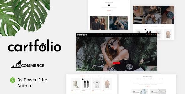 Cartfolio - Multipurpose Stencil BigCommerce Theme - BigCommerce eCommerce