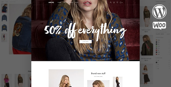 Fraxinus - WooCommerce WordPress Theme - Retail WordPress