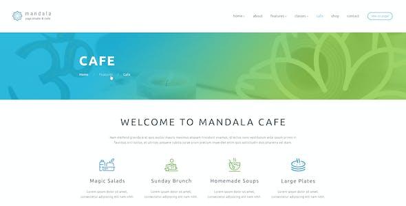 Mandala | Yoga Studio and Wellness Center WordPress Theme