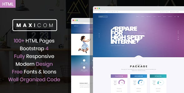 Software Company Template Website Templates From Themeforest