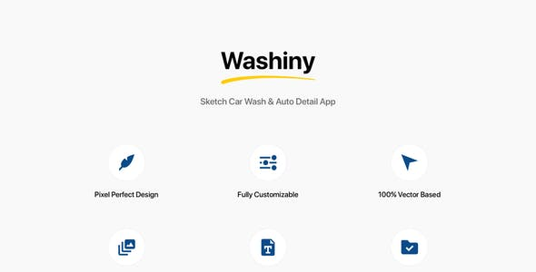 Auto Detailing Website Templates From Themeforest