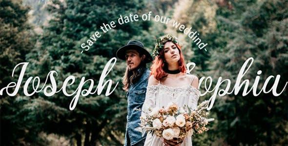 Queen Flowers - Wedding Template