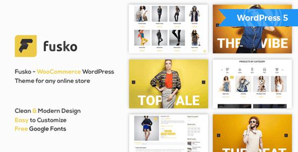 Fusko - Tech/Gadgets WooCommerce WordPress Theme - WooCommerce eCommerce