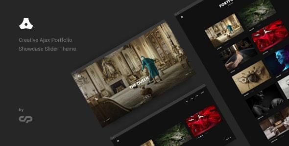 Satelite - Creative Ajax Portfolio Showcase Slider Theme - Creative WordPress