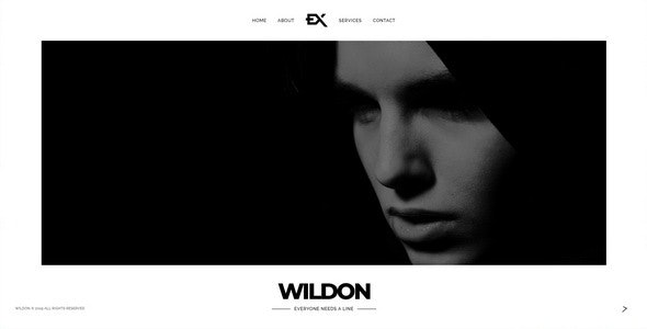 Wildon - Coming Soon Template - Under Construction Specialty Pages