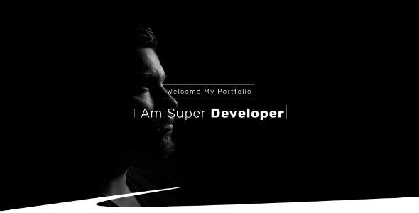 JONJUL - vCard / CV / Resume / Portfolio Template - Portfolio Creative