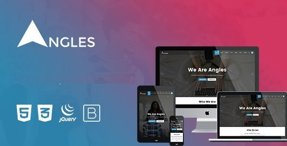 Angles - Multipurpose One & Multi Page Drupal 8 Theme - Business Corporate