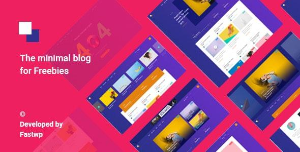 Horizon - Freebies Modern Blog Theme - Blog / Magazine WordPress