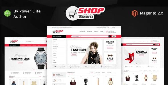 Shop Town - Responsive Magento 2 Theme - Shopping Magento