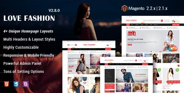 b99d0e1b3a Love Fashion - Responsive Magento 2 Store Theme by magentech ...