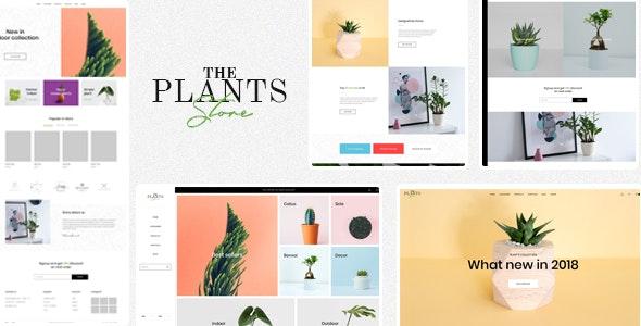 Plant Store - PrestaShop Theme for Gardening & Houseplants - Shopping PrestaShop