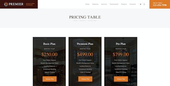 Hampton | Home Design and Renovation WordPress Theme