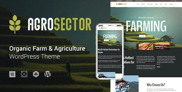 Agrosector - Agriculture & Organic Food - Food Retail