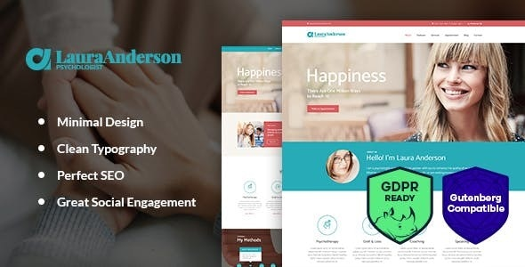 Psychologist | Therapy and Counseling Doctor WordPress Theme - Health & Beauty Retail