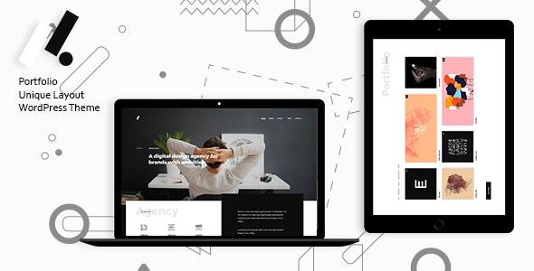 Mond - Creative Multipurpose WordPress Theme - Creative WordPress