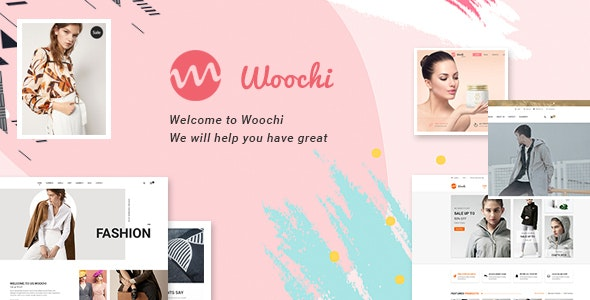 Woochi | Fashion Shop WooCommerce WordPress Theme - WooCommerce eCommerce