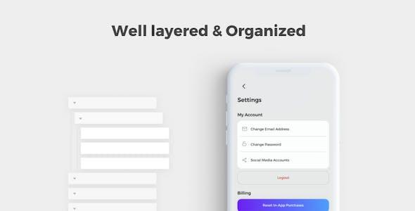 Frigo - Video App UI Kit