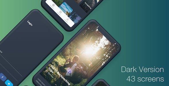 Voyago - Travel App UI Kit