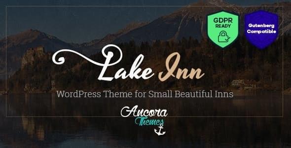 LakeInn - Inn, Restaurant, Resort & Hotel WordPress Theme - Travel Retail