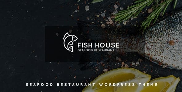 Fish House | A Stylish Seafood Restaurant / Cafe / Bar WordPress Theme - Restaurants & Cafes Entertainment