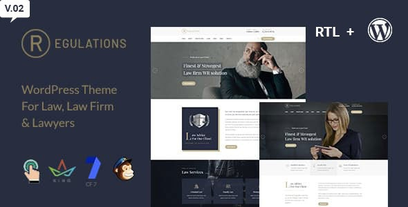 Regulations – Lawyers Attorneys and Law Firm WordPress Theme - Business Corporate