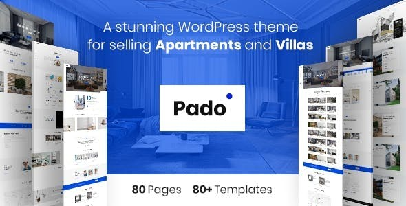 Pado - Theme for Single Properties and Apartments, Villas and Complexes